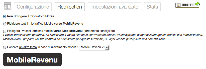 L'indispensabile Plugin wordpress Mobile