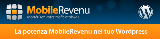 Plugin Mobile Revenu Wordpress